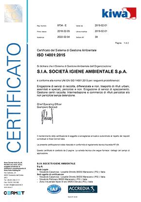 SIA-certificato-KIWA-ISO-14001